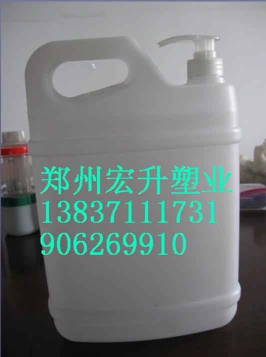 4公斤洗洁精瓶子