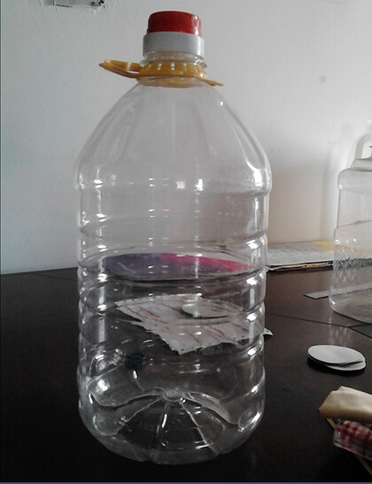 5L塑料油瓶