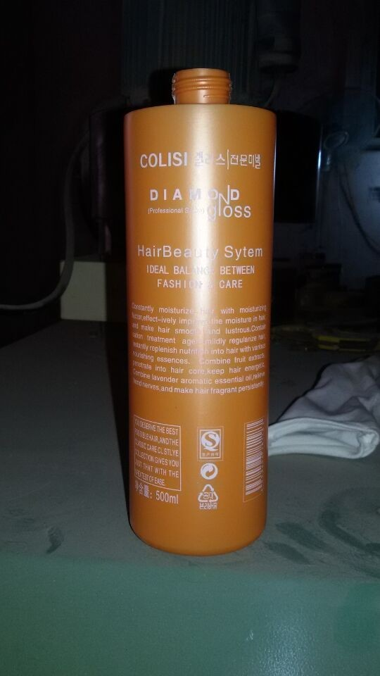 500ml淘米水洗发水瓶